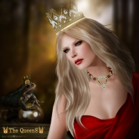 The Queens Portrait Averil