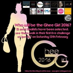 Ghee contest